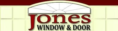 Jones Window & Door logo