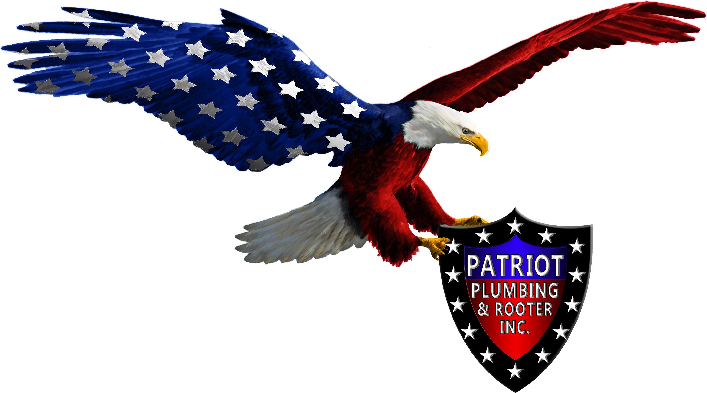 Patriot Plumbing-Leak Detection & Drain Clean Pros logo