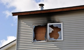 $1,950 for $2,100 Credit Toward Water and Smoke Mitigation Services