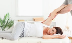 $140 for $165 Toward Chiropractic Exam and Treatment