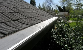 $100 for $300 Credit Toward Any GutterGlove Gutter Guard Project Over $1,500