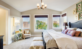 $1,593 for 4 Vinyl Windows -- Installation Included