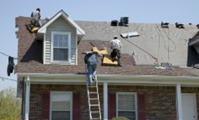 $6,195 for a Complete New Roof with a Lifetime Shingle Warranty