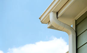 $599 for 100 Linear Feet of High-Capacity, 5-inch Gutters or Downspouts