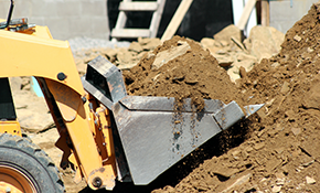 $200 for $225 Credit Toward a New Excavation Project