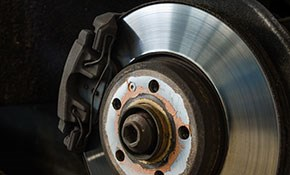 $225 for Front or Rear Brake Replacement