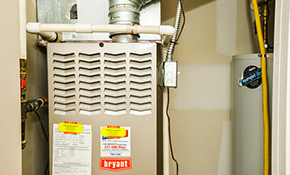 $59 for a 22-Point Furnace Inspection and Cleaning