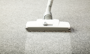 $150 Carpet Cleaning and Scotchgard for 4 Rooms