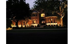 $3,375 Installation of a Landscape Lighting System with 15 LED Fixtures