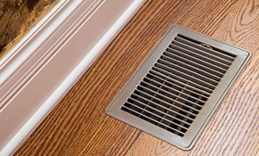 $306 Air Duct Cleaning with Unlimited Vents