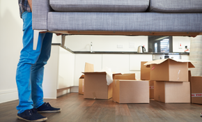 $257 for 2 Labor Hours of Moving with 2 Professional Movers and a Truck