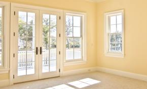 $250 for $275 Credit Toward Window or Glass Repair