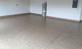$1,700 Garage Floor Finishing