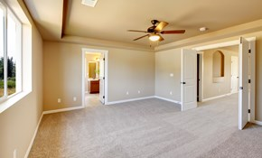 $199 for 4 Rooms and a Hallway of Carpet Cleaning Plus Deodorizing