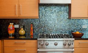 $700 New Tile Backsplash (Labor Only)