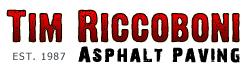 T Riccoboni Asphalt Paving logo