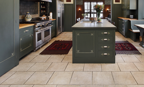 $285 for Tile and Grout Cleaning and Sealing for Large Tile (16X16 and up)