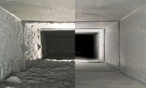$349 Air Duct Cleaning and Sanitizing, Plus...