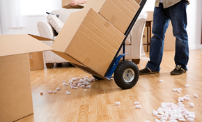 $499 for a Two-Person Moving Crew for Four...