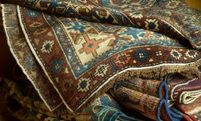 $189 for Two Hand-Washed Oriental or Area Rug Cleanings
