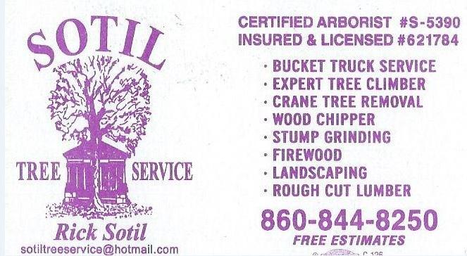 SOTIL TREE SERVICE LLC logo