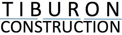 Tiburon Construction logo