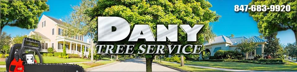 Dany Tree Service Inc. logo