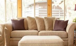 $335 Custom Sofa Slipcover