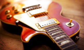 $25 for $50 Credit Toward the Purchase of Musical Instruments, Accessories, or Repair