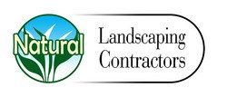 NATURAL LANDSCAPING CONTRACTOR logo