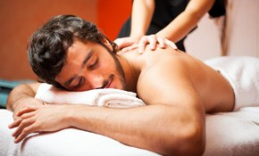 $110 for a 90 Minute Hot Stone Massage