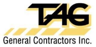 Tag General Contractors Inc. logo
