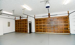 $195 for 1 Garage Door Spring Replacement