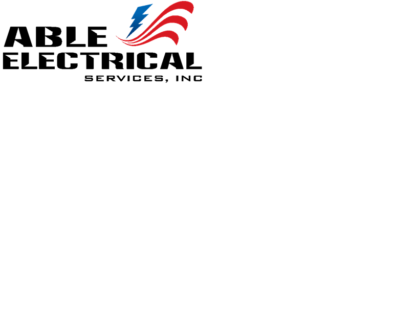 Able Electrical Services Inc logo