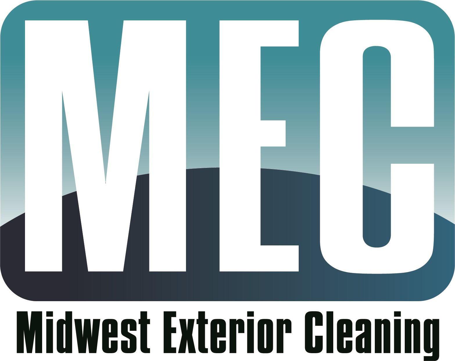 Midwest Exterior Cleaning logo