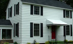 $85 for an Aluminum Awning Service Call