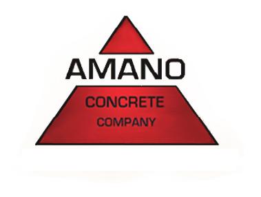 Amano Concrete Company logo