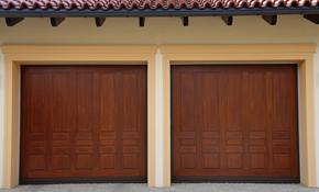$148 Garage Door Tune-Up and Roller Replacement