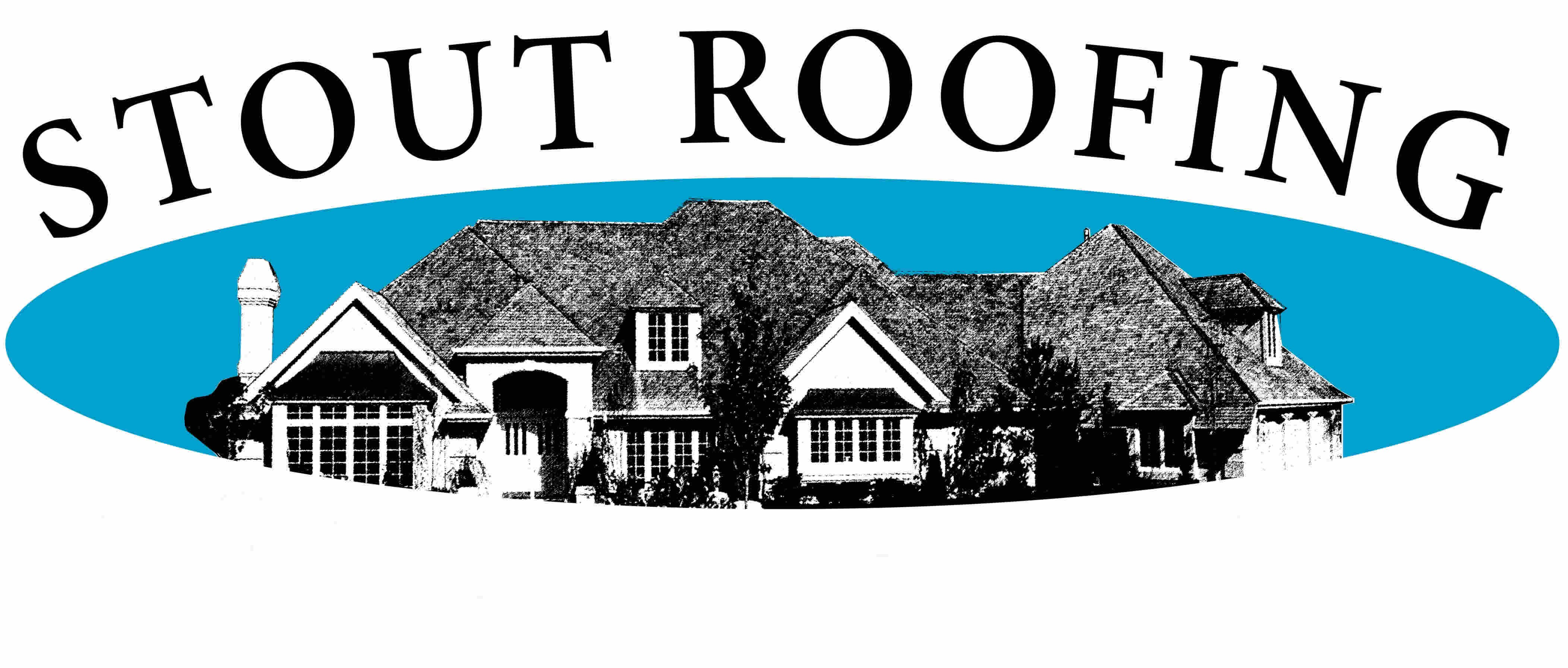 STOUT ROOFING logo