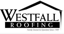 Westfall Roofing logo