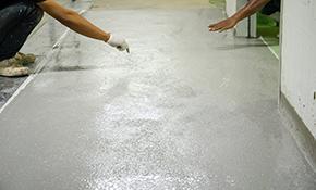 $349 for Garage Floor Refinishing