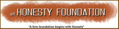 AFF Honesty Foundation logo