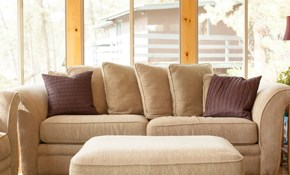 $225 For $250 Worth Of Upholstery Cleaning