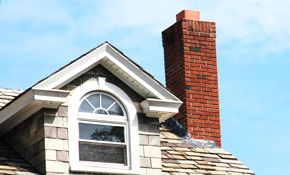 $287.95 for a Chimney Sweep Inspection