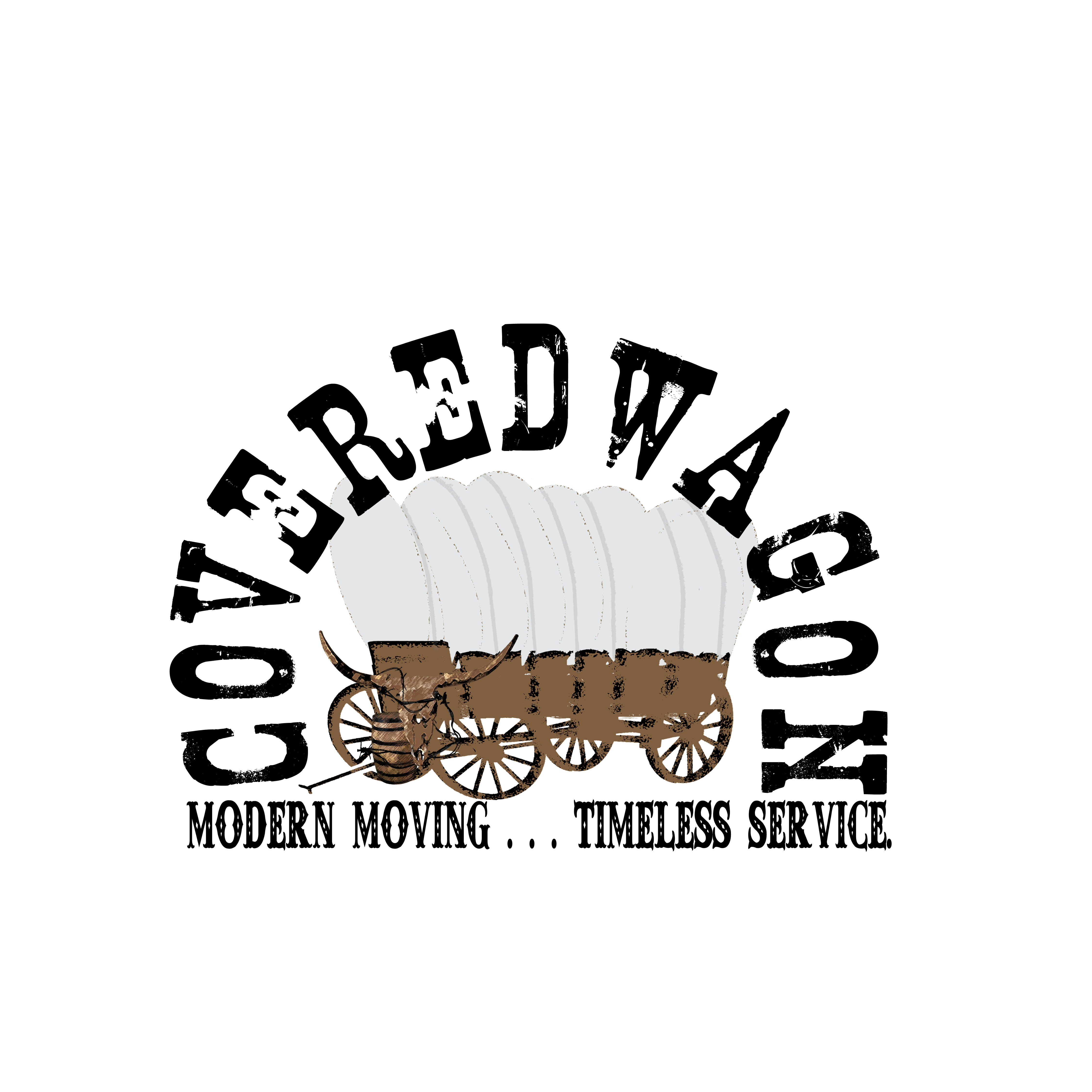 Covered Wagon Moving logo
