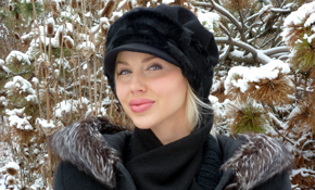 $105 for Black Wool Hat