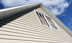 $547.75 Deposit for New Siding