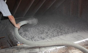 $1,485.00 for Up To 1,500 Square Feet of Attic Insulation