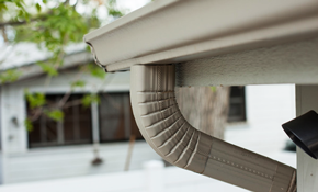 $2,250 for New Seamless Gutter and Downspout Installation