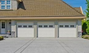 $180 Garage Door Tune-Up and Roller Replacement